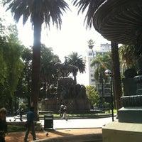 Foto tomada en Plaza 9 de Julio por Marie O. el 2/28/2013