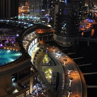 Photo prise au Address Dubai Marina par Address Dubai Marina le9/17/2014