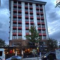 9/10/2016 tarihinde Sami D.ziyaretçi tarafından Ramada Encore Hotel'de çekilen fotoğraf