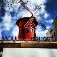 Das Foto wurde bei Moulin Rouge von win l. am 4/19/2013 aufgenommen