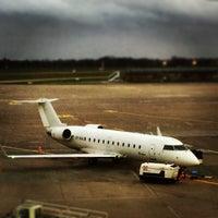 Foto tirada no(a) Lufthansa Senator Lounge por Peter H. em 12/23/2014
