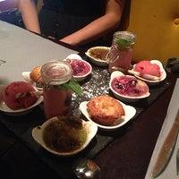 7/19/2013에 Irene M.님이 Demi Lune Café에서 찍은 사진