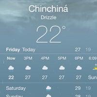 Снимок сделан в Chinchina пользователем Carlos Mario C. 5/15/2015