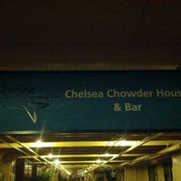 Menu - Chelsea Chowder House and Bar - Seafood Restaurant in