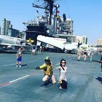 Das Foto wurde bei USS Midway Flight Deck von Wendy Ran W. am 8/4/2018 aufgenommen