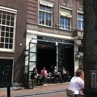 7/4/2013 tarihinde David G.ziyaretçi tarafından Herengracht Restaurant & Bar'de çekilen fotoğraf