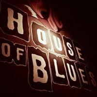 Foto tomada en House of Blues por Brian W. el 3/6/2013