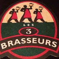 Foto scattata a Les 3 Brasseurs da Luciano S. il 9/28/2012