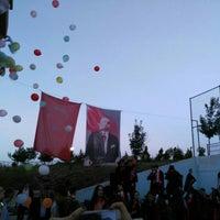 Снимок сделан в TOKİ Cumhuriyet Anadolu Lisesi пользователем Gizem T. 6/3/2016