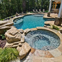 Photo Taken At Anthony Amp Sylvan Pools By