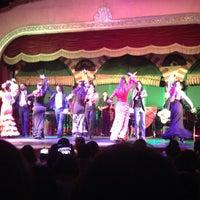 Foto tirada no(a) Tablao Flamenco El Palacio Andaluz por Pınar Ş. em 7/23/2015