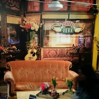 Photo Taken At Central Perk By Whiskey On 10 18 2017