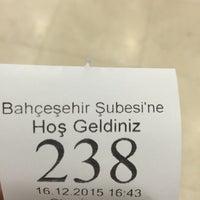 Photo prise au Garanti Bankası par H.Cahit H. le12/16/2015