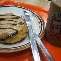 Снимок сделан в Dunkin Donuts пользователем felle 4/27/2014