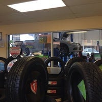 Photo Taken At The Tire Choice Formerly Rick Johnson By Vee B On