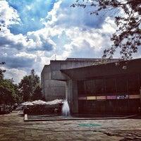 10/24/2012にDrawo ..がSala Nezahualcóyotlで撮った写真