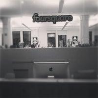 Das Foto wurde bei Foursquare HQ von Noah W. am 12/19/2012 aufgenommen