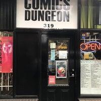 9/17/2017에 Shannon S.님이 Comics Dungeon에서 찍은 사진