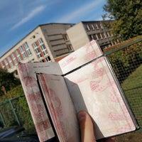 Photo Taken At Rgas 60 Vidusskola By Lauris N On 10 6