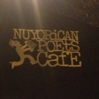 Foto scattata a Nuyorican Poets Cafe da Willie M. il 11/30/2012