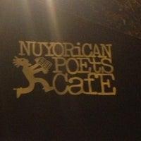 Foto scattata a Nuyorican Poets Cafe da Willie M. il 2/1/2013