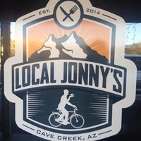 Photo taken at Local Jonny's by Armando O. on 1/3/2015