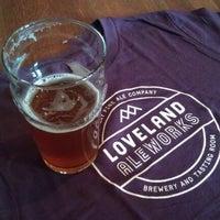 Foto tomada en Loveland Aleworks por Julieanna D. el 8/18/2012