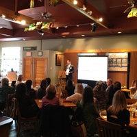 Foto tirada no(a) Irregardless Cafe por Mark W. em 3/8/2012