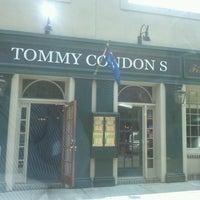 Снимок сделан в Tommy Condon's пользователем Jim S. 6/19/2012