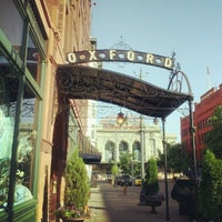 Das Foto wurde bei The Oxford Hotel von hadola am 6/15/2012 aufgenommen