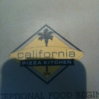 ... Photo taken at California Pizza Kitchen by Stu R. on 6/12/2012 ...