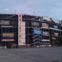 ... Photo taken at Bristol Motor Speedway by Shawn M. on 4/23/2012 ...