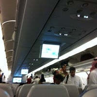 Снимок сделан в Lufthansa Flight LH 627 пользователем M B. 5/23/2012
