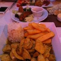 8/24/2012 tarihinde NL Ö.ziyaretçi tarafından Angels Restaurant & Bar'de çekilen fotoğraf