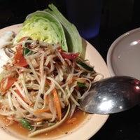 Menu Champa Garden Thai Restaurant In Oakland