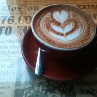 Снимок сделан в Thinking Cup пользователем Raul B. 5/8/2012