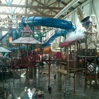 Das Foto wurde bei Great Wolf Lodge von Heather am 9/1/2012 aufgenommen