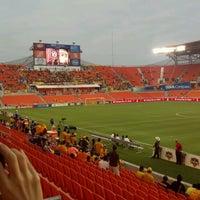 รูปภาพถ่ายที่ BBVA Compass Stadium โดย Racio K. เมื่อ 9/8/2012