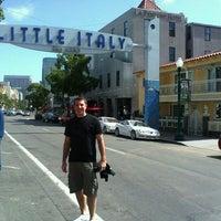 6/10/2012 tarihinde Carlos F.ziyaretçi tarafından Little Italy'de çekilen fotoğraf