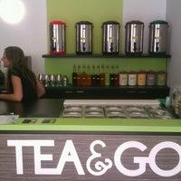 Das Foto wurde bei TEA & GO - Fresh Bubble Tea von Vaclav S. am 6/12/2012 aufgenommen