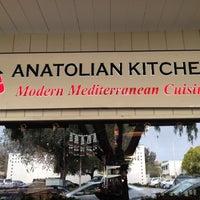 Anatolian Kitchen Mediterranean Restaurant In Palo Alto