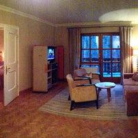 Снимок сделан в Hotel Bachmair Weissach пользователем Sergey I. 1/10/2014