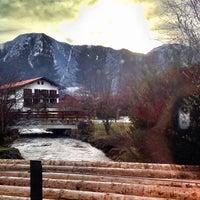 Снимок сделан в Hotel Bachmair Weissach пользователем Sergey I. 1/11/2014
