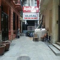 Photo prise au Aydınlık Gazetesi par Duygu Y. le4/6/2014