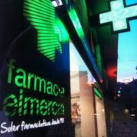 Foto tomada en Farmacia Ortopedia El Mercat - Soler farmacéuticos - Villajoyosa por José R. el 4/2/2014