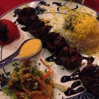 Das Foto wurde bei Kish Restaurant von nochsoeiner am 2/23/2014 aufgenommen