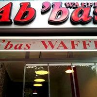 11/11/2013 tarihinde Ugur C.ziyaretçi tarafından Ab'bas Waffle'de çekilen fotoğraf