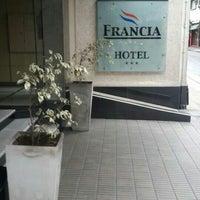 Foto tomada en Hotel Francia San Miguel de Tucuman por Fede N. el 11/11/2015