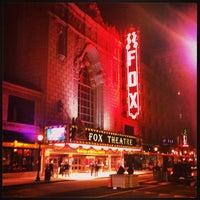 1/2/2013에 Phillip M.님이 The Fabulous Fox에서 찍은 사진