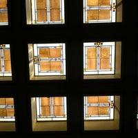 รูปภาพถ่ายที่ Frank Lloyd Wright's Unity Temple โดย Karen W. เมื่อ 7/16/2013